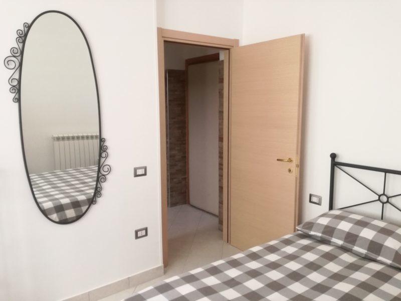 Camera da letto matrimoniale bed and breakfast battipaglia