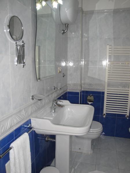 bagno privato IRIS - B&B Battipaglia