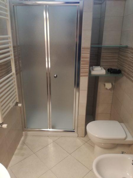 bagno privato bed and breakfast battipaglia affittacamere