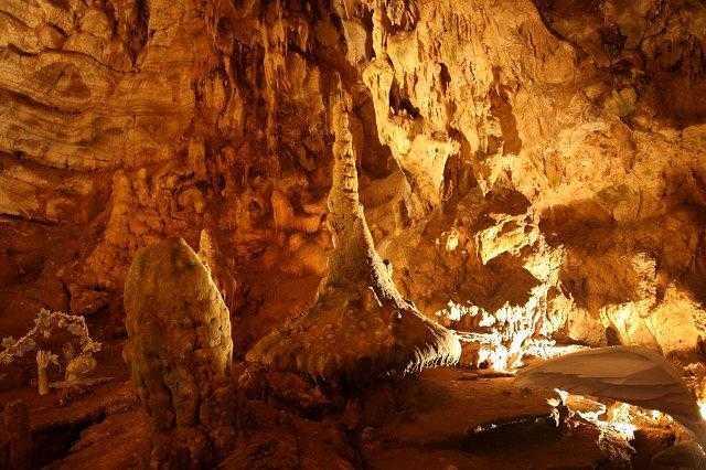grotte di castelcivita salerno