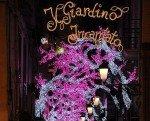 il giardino incantato luci artista salerno