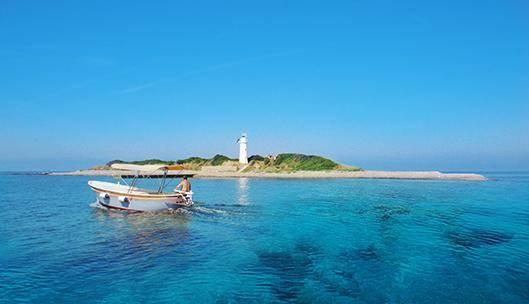 isola licosa