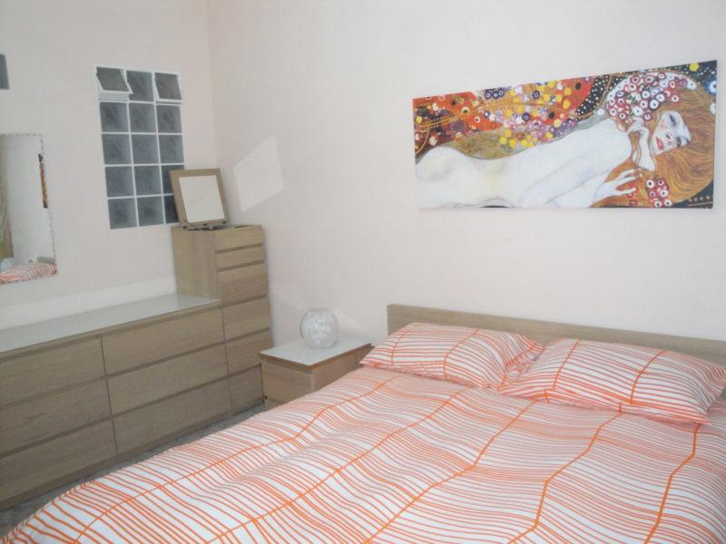 camera da letto matrimoniale camera doppia fiordaliso B&B battipaglia affittacamere casa vacanze