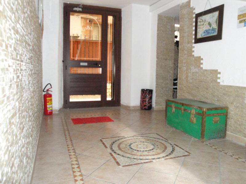 ingresso reception struttura bed and breakfast battipaglia affittacamere casa vacanze