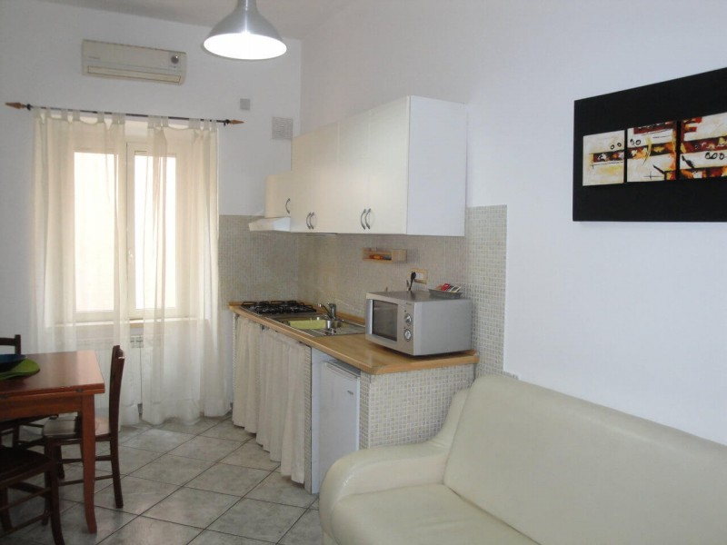 B&B Battipaglia Guest House Narciso private kitchen