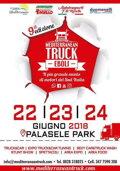 mediterranean truck eboli manifesto programma