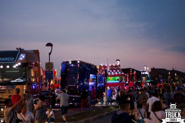 mediterranean truck eboli show camion