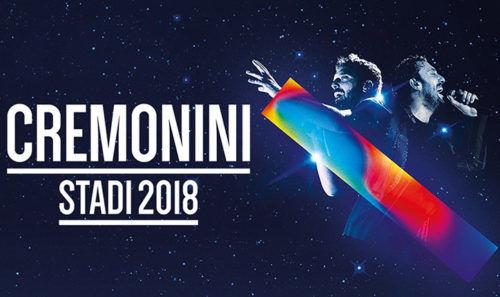 dormire vicino concerto Cesare Cremonini 2018 palasele eboli