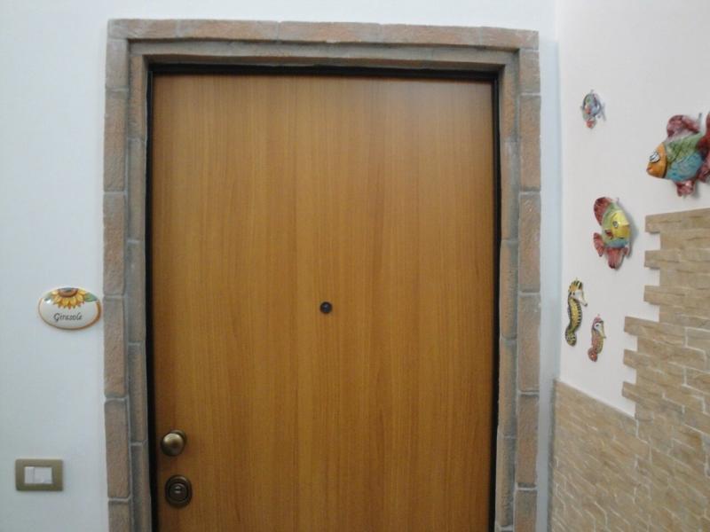 ingresso indipendente monolocale Girasole B&B battipaglia affittacamere casa vacanze