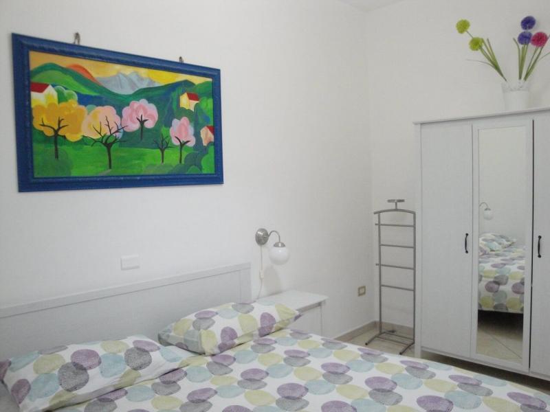 zona notte camera fiordaliso B&B battipaglia affittacamere casa vacanze