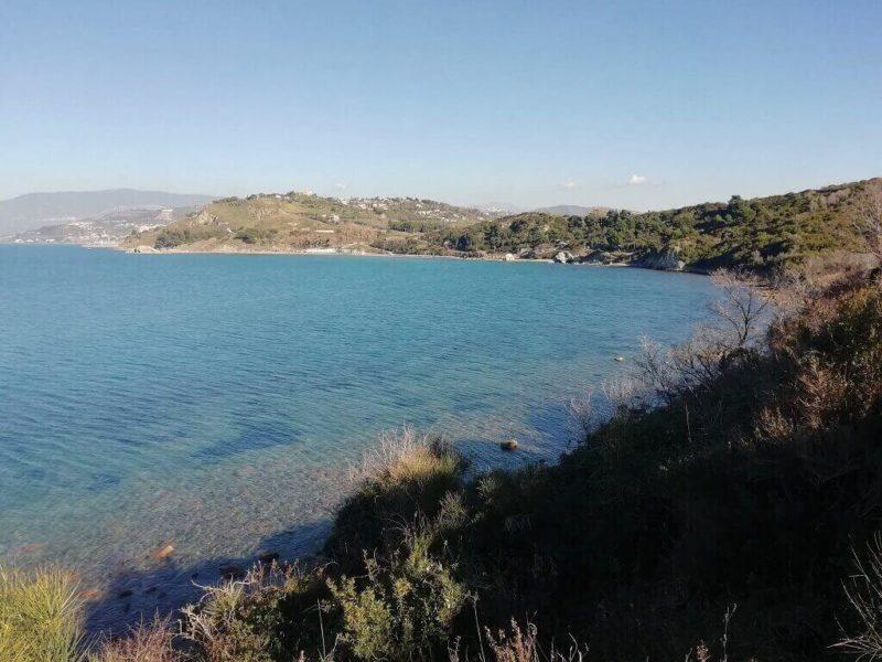 GITA ESCURSIONE SENTIERO PUNTA TRESINO AGROPOLI