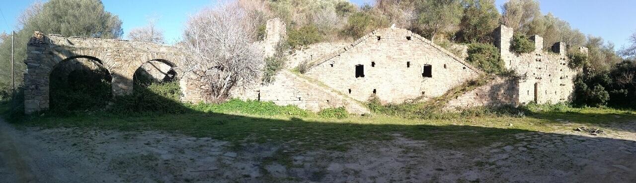 Villagio abbandonato di San Giovanni escursione Tresino Agropoli Castellabate (1)