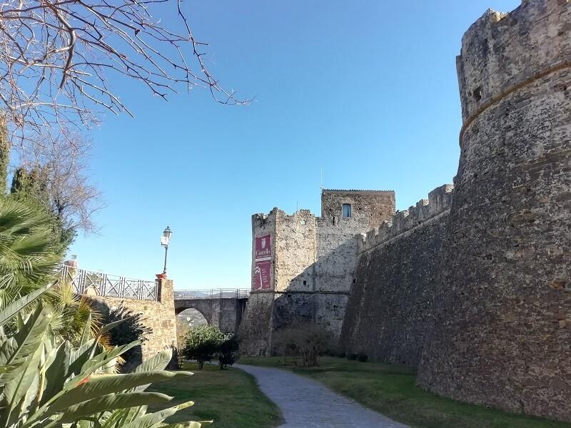 castello aragonese di agropoli B&B Battipaglia