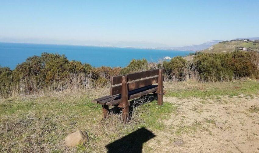 escursione naturalistica sentiero di punta tresino B&B Battipaglia