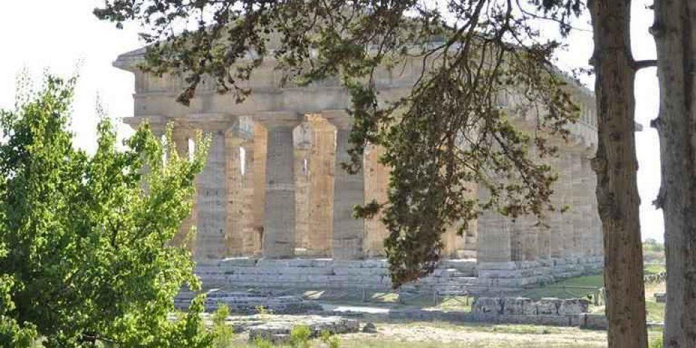 Il Gallo e la Perla – Templi di Paestum